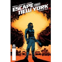 ESCAPE FROM NEW YORK #4 MAIN CVRS - Christopher Sebela
