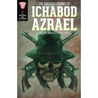 THE GRIEVOUS JOURNEY OF ICHABOD AZRAEL #1 (OF 6) - Rob Williams