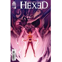 HEXED #8 - Michael Alan Nelson
