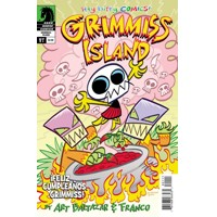 ITTY BITTY COMICS GRIMMISS ISLAND #1 - Art Baltazar, Franco