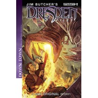 JIM BUTCHER`S THE DRESDEN FILES: DOWN TOWN #2 (OF 6) - Jim Butcher, Mark Powers