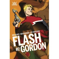 KING FLASH GORDON #2 (OF 4) - Ben Acker, Ben Blacker