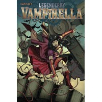 LEGENDERRY VAMPIRELLA #2 (OF 5) - David Avallone