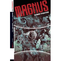 MAGNUS ROBOT FIGHTER #12 CVR A LAU MAIN - Fred Van