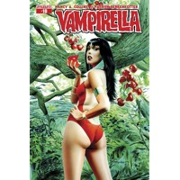 NEW VAMPIRELLA #10 CVR A MAYHEW MAIN - Nancy A. Collins