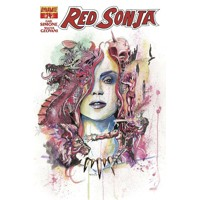 RED SONJA #14 MATT BROOKS CONTEST WINNER ED - Gail Simone