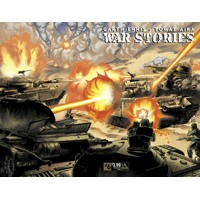 WAR STORIES #6 WRAP CVR (MR) - Garth Ennis