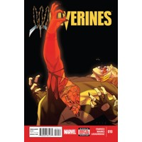 WOLVERINES #10 - Ray Fawkes, Charles Soule