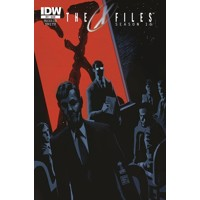 X-FILES SEASON 10 #21 - Joe Harris