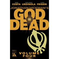GOD IS DEAD TP VOL 04 (MR) - Mike Costa