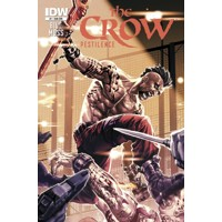 THE CROW PESTILENCE #1 SUBSCRIPTION VAR - Frank Bill