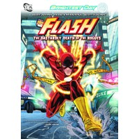 FLASH TP VOL 01 THE DASTARDLY DEATH OF THE ROGUES - Geoff Johns