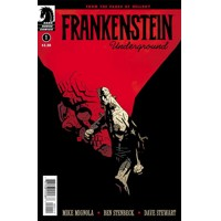 FRANKENSTEIN UNDERGROUND #1 (OF 5) - Mike Mignola