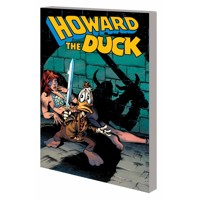 HOWARD THE DUCK TP VOL 01 COMPLETE COLLECTION - Steve Gerber