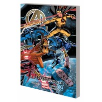 NEW AVENGERS TP VOL 04 PERFECT WORLD - Jonathan Hickman