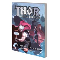 THOR GOD OF THUNDER TP VOL 04 LAST DAYS OF MIDGARD - Jason Aaron