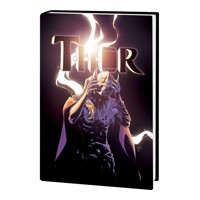 THOR PREM HC VOL 02 WHO HOLDS HAMMER - Jason Aaron & Various