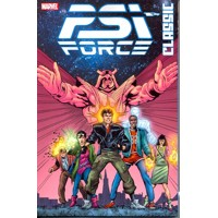 PSI-FORCE CLASSIC TP VOL 01 - Steve Perry & Various
