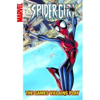 SPIDER-GIRL TP VOL 12 GAMES VILLAINS PLAY DIGEST - Tom DeFalco, Ron Frenz