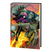 ULTIMATE COMICS X ORIGINS PREM HC - Jeph Loeb