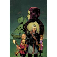 WITCHER FOX CHILDREN #1 - Paul Tobin