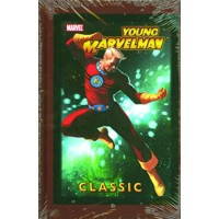YOUNG MARVELMAN CLASSIC PREM HC VOL 01 - Mick Anglo