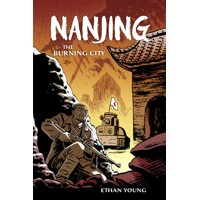 NANJING THE BURNING CITY HC VOL 01 - Ethan Young