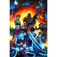 NEW SUICIDE SQUAD TP VOL 01 PURE INSANITY - Sean Ryan