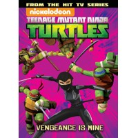 TMNT ANIMATED TP VOL 06 VENGEANCE IS MINE - Various