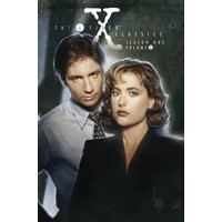 X-FILES CLASSICS SEASON ONE HC VOL 02 - Roy Thomas