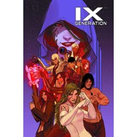 IXTH GENERATION TP VOL 01 - Matt Hawkins