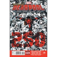DEADPOOL #45 (250TH ISSUE) - Various