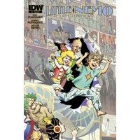 LITTLE NEMO RETURN TO SLUMBERLAND #1 SUBSCRIPTION VAR - Eric Shanower