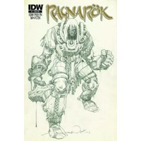RAGNAROK #1 SUBSCRIPTION VAR 2ND PTG - Walter Simonson