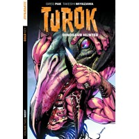 TUROK DINOSAUR HUNTER TP VOL 02 WEST - Greg Pak