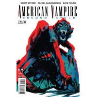 AMERICAN VAMPIRE SECOND CYCLE #7 (MR) - Scott Snyder
