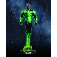 GREEN LANTERN EMERALD KNIGHTS DVD SINESTRO MAQUETTE LIMITED EDITION