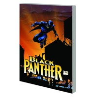 BLACK PANTHER BY PRIEST TP VOL 01 COMPLETE COLLECTION - Joe Quesada, Christoph...