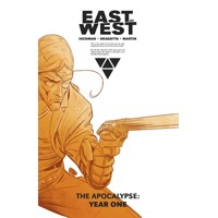 EAST OF WEST THE APOCALYPSE YEAR ONE HC - Jonathan Hickman