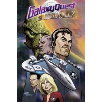 GALAXY QUEST JOURNEY CONTINUES TP - Erik Burnham