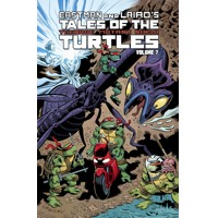 TALES OF TMNT TP VOL 07 - Ross May & Various