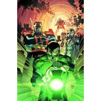 GREEN LANTERN NEW GODS GODHEAD HC - Robert Venditti & Various