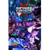 INFINITE CRISIS FIGHT FOR THE MULTIVERSE TP - Dan Abnett