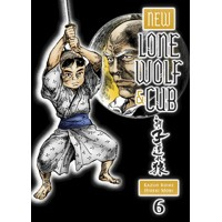 NEW LONE WOLF AND CUB TP VOL 06 (MR) - Kazuo Koike