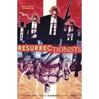 RESURRECTIONISTS TP VOL 01 NEAR DEATH EXPERIENCED - Fred Van Lente