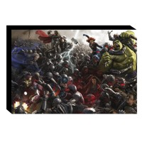 MARVELS AVENGERS AGE OF ULTRON ART OF MOVIE SLIPCASE HC - Various