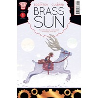 BRASS SUN #1 (OF 6) - Ian Edginton