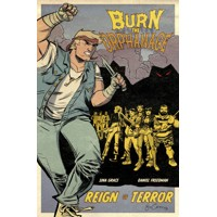 BURN THE ORPHANAGE REIGN OF TERROR #1 (OF 5) CVR A GRACE & STRUBLE (MR) - Dani...