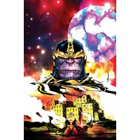 THANOS A GOD UP THERE LISTENING #1 (OF 4) - Rob Williams