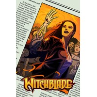 WITCHBLADE CASE FILES #1 - Ryan Cady